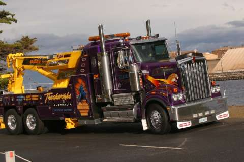 how to get a truck licence in tasmania