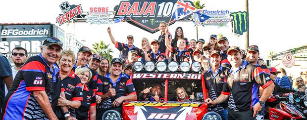 Follow the Aussie's at Baja - Updated