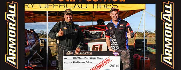 Western Wins Armor All Pole Position At Waikerie