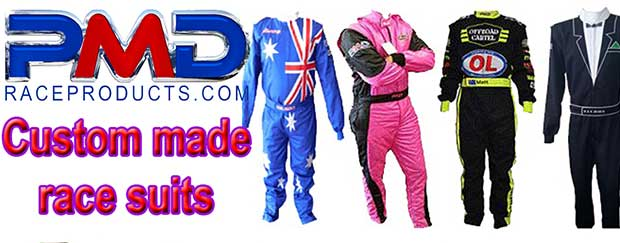 PMD Race Products Custom Made Race Suit Special