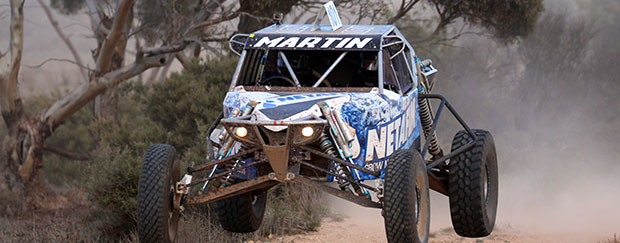 Dale Martin Leads ARB AORRS heading into Round 5