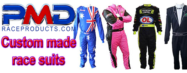 PMD September October Race Suit Specials