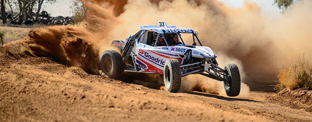 Australia's Ultimate Desert Race Proves Its Worth