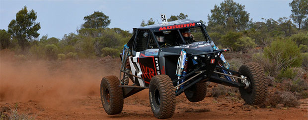 Thrilling Finish to Kalgoorlie Desert Race