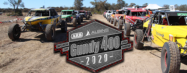Albins ARB Goondiwindi Ready for Battle