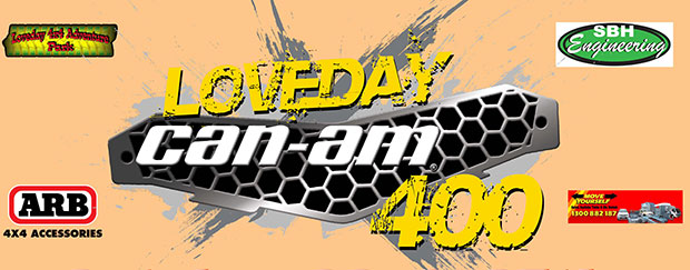 Ramping up for Can-Am Loveday 400